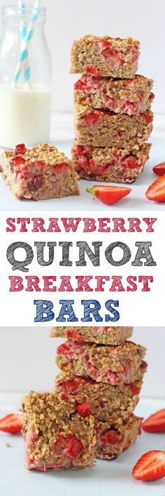 A delicious and filling breakfast bar recipe