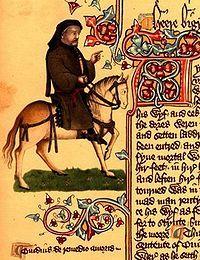 """Geoffrey Chaucer, """"Cuentos de Canterbury"""""""