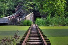 Kulturpark Plänterwald, better known as Spreepark, is located in Plänterwald, the borough of Treptow-Köpenick, Berlin, Germany.
