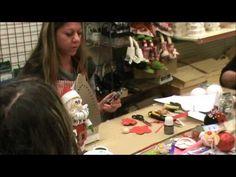 Fiore natalizio in Fommy.mp4 - YouTube