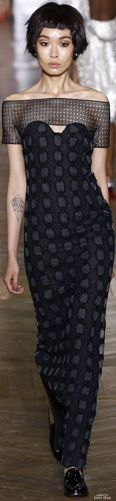 Ulyana Sergeenko Couture Fall 2016