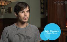 "Pretty Little Liars Season 5: Caleb Is ""Tortured Inside,"" Says Tyler Blackburn — Exclusive (VIDEO)"