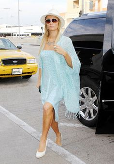 Paris Hilton in #TartCollections!