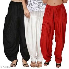 Checkout this latest Salwars Product Name: *Stylish Cotton Patiala Salwars (Set of 3)* Sizes:  Free Size Country of Origin: India Easy Returns Available In Case Of Any Issue   Catalog Rating: ★3.9 (2643)  Catalog Name: Trendy Patiala Salwar Combo Vol 1 CatalogID_79568 C74-SC1017 Code: 235-703819-8931