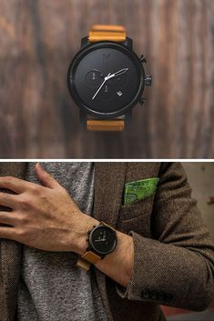 MVMT - Timeless and affordable watches. by christa Mvmt Watches, Cool Watches, Unique Watches, Casual Watches, Wrist Watches, Style Masculin, Herren Style, Affordable Watches, Expensive Watches