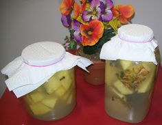 Healthy Lifestyle: Raw Fermented Pineapple Cider Vinegar (with the mo...