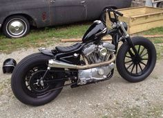 dumb handle bars, show no sense of style ..... not to mention regular inner thigh burns ... idiot