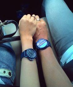 *Christ Verra for Couples navy blue