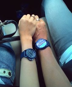 *Christ Verra for Couples navy blue