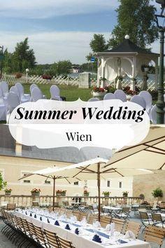 Bei schönstem Wetter mit den Liebsten feiern, gutes Essen und ein schönes Ambiente - das entspricht eurer Vorstellung, aber die passende Location dafür fehlt euch noch? Eine große Auswahl an schönen Sommer Hochzeitslocations findet ihr auf www.eventinc.de! Schaut doch gerne mal vorbei. #outdoorhochzeit #summer #austria #fest #hochzeit #feiern #veranstaltung #event #location #eventlocation #ideen #wien #openair #wedding #summerwedding Wedding Tips, Summer Wedding, Save The Date Karten, Open Air, Wedding Locations, Austria, Table Decorations, Paper Mill, Outdoor Wedding Seating