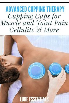 Advanced Cupping Therapy Sets - Edge Flex Silicone Vacuum Suction Cupping Cups for Muscle and Joint Pain Cellulite & More! #cupping #cuppingtherapy #cuppingmassage #massage #cellulite #musclepain #jointpain