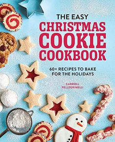 Amazon.com : holiday baking cookbook Baking Cookbooks, Dessert Cookbooks, Christmas Lunch, Simple Christmas, Christmas Wishes, Christmas Presents, Merry Christmas, Eggnog Cookies, Candy Cane Cookies