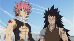 Natsu and Gajeel from Fairy Tail vs Sting and Rogue from Sabertooth DRAGON SLAYERS VS DRAGON SLAYERS!
