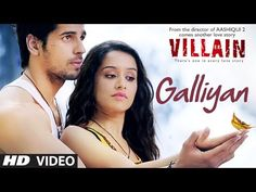 Watch this mystical number in the melodious voice of Ankit Tiwari from Ek Villain starring Siddharth Malhotra and Shraddha Kapoor. LOVE THIS SONG Bollywood Music Videos, Latest Bollywood Songs, Bollywood Movie Songs, Bollywood News, Indian Movie Songs, Hindi Movie Song, Shraddha Kapoor, Best Songs, Love Songs