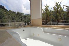 Jacuzzi baño habitación principal