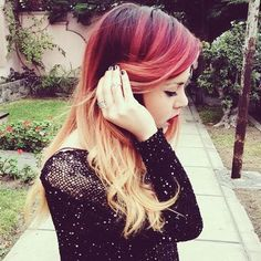 I really like this! If only I could pull it off! ;-;