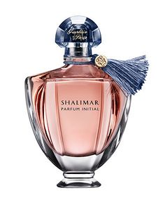 Shalimar perfume... The soul talker, poetry in a bottle.  I really have this unique experience when I wear it..