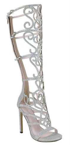 New Open Toe Rainbow Rhinestone Crystal High Heel Stiletto Dress Pump Sandal #Celeste #OpenToe