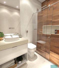 Banheiro delicado e lindo. Amei@pontodecor Projeto @eduardomuzzi.interiores {HI}…