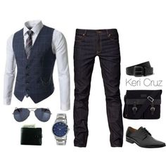 Stylish, created by keri-cruz on Polyvore: