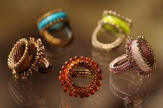 EyeCandy - Best of Beads by Hanneke Wels featured in recent Bead-Patterns.com Newsletter!