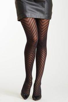 Tight season is almost here!!! Fashion Immagine Italian Orchestra Tight by Anna Sui & More on @HauteLook