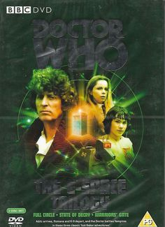 DOCTOR WHO  THE E-SPACE TRILOGY  DVD BOX SET   NEW