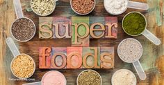 Top five superfoods... number 2 and 3 have changed my life!