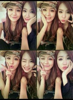 SNSD Sooyoung Tiffany Girls Generation IGAB