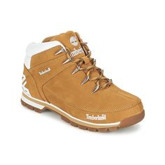 Timberland EURO SPRINT HIKER Blé Nubuck pas cher prix Boots Homme Spartoo 155.00…