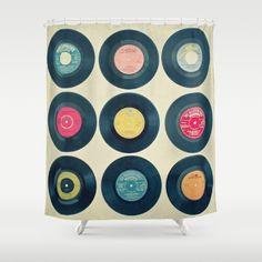 vinyl, records, music, pop art...