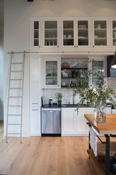 Maggie Chafenu0027s Enviable Napa Valley Kitchen Via Habitually Chic. Space  Kitchen, Open Kitchen,