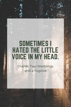 Get into the roller coaster of a ride that is Chanel's story. Read Two Weddings and a Fugitive now! Discovery News, Second Weddings, Sign I, Roller Coaster, Announcement, Thankful, Chanel, How To Get, Joy