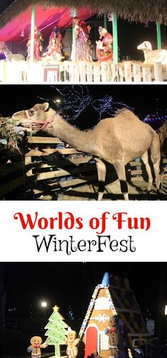 Making Amazing Holiday Memories at Worlds of Fun WinterFest