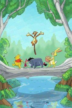 Winnie the Pooh Parade