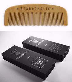 Enter this giveaway to win an awesome beard comb from Beardoholic