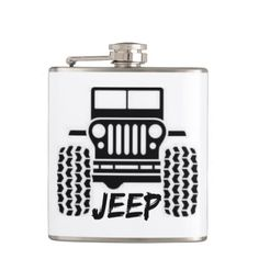 Wanna show off your Jeep pride while drinking? Here's the perfect way to do so!