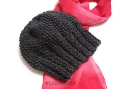 KNITTING BEANIE PATTERNS | Browse Patterns