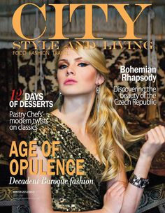 Every issue the editors and their international teams scour the globe to bring the best in Food Fashion and Travel. Living Magazine, City Style, Magazine Covers, Food Styling, International Teams, Face, Archive, Winter, Urban Style