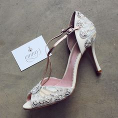 Rachel Simpson shoes Emmy