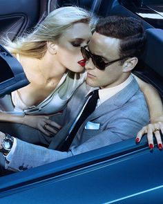 "32 Beğenme, 1 Yorum - Instagram'da Alexander Picon (@sinkinginformer2): ""21st Century Gentleman by Miles Aldridge for GQ October 2008 starring Noah Mills and Valerie…"""