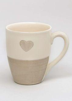 Heart Spinwash Mug (11cm) View 1