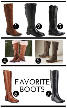 Best Tall Boot Picks
