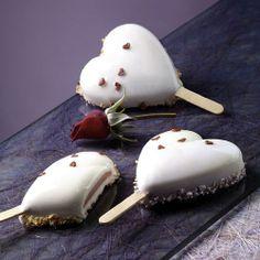 FINGER FOOD PARTY Easy Cream Mini Silikonform von silikoMart - arshabitandi. Der DesignVersand - Geschenke online kaufen!