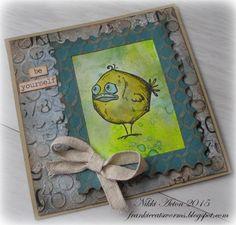 Addicted to Art: Crazy Birds