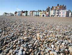 Aldeburgh, Suffolk, - where Jon born! Suffolk Coast, Suffolk England, Aldeburgh Beach, Travel English, British Seaside, Ocean Shores, Holidays Around The World, Uk Holidays, Irish Sea