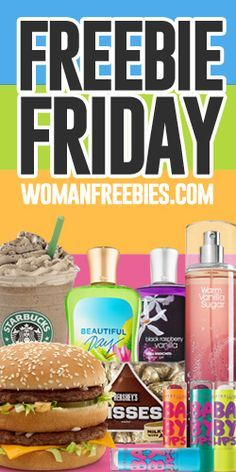 Enter Freebie Friday from WomanFreebies