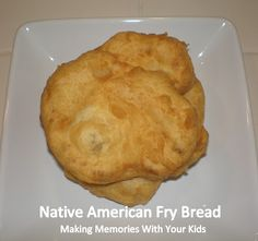 Making Memories ... One Fun Thing After Another: {Secret Recipe Club} Bannock: Skillet Fried Native American Bread