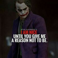 20 Joker Quotes Harley Quinn And The. Check out new joker quotes…. Dark Quotes, Strong Quotes, Wisdom Quotes, True Quotes, Positive Quotes, Motivational Quotes, Inspirational Quotes, Quotes Quotes, Thug Life Quotes