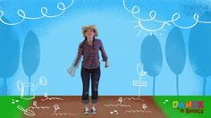 Preschoolers will love dancing along to this friendly song about growing beans. This video is one of 12 on the Dance 'n Beats DVD by Mother Goose Time. http://www.mothergoosetime.com/product/92/Dance+n+Beats/